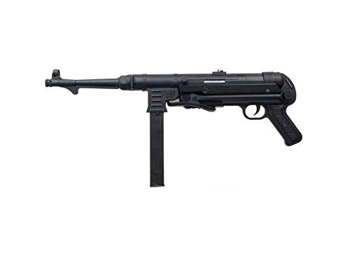 AGM シュマイザー MP40 フルメタル 電動ガン エアガン 銃 ブラックモデル ドイツ軍 サバゲー 新品 18歳以上