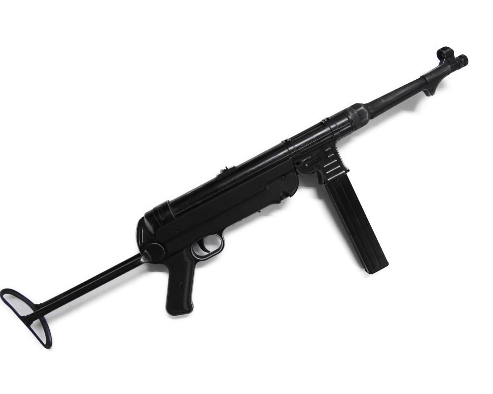 【エントリー全会員P10倍】 シュマイザー MP40 ウマレックス CO2 GBB ガスガン エアガン オールドフィニッシュ Umarex ドイツ軍 新品