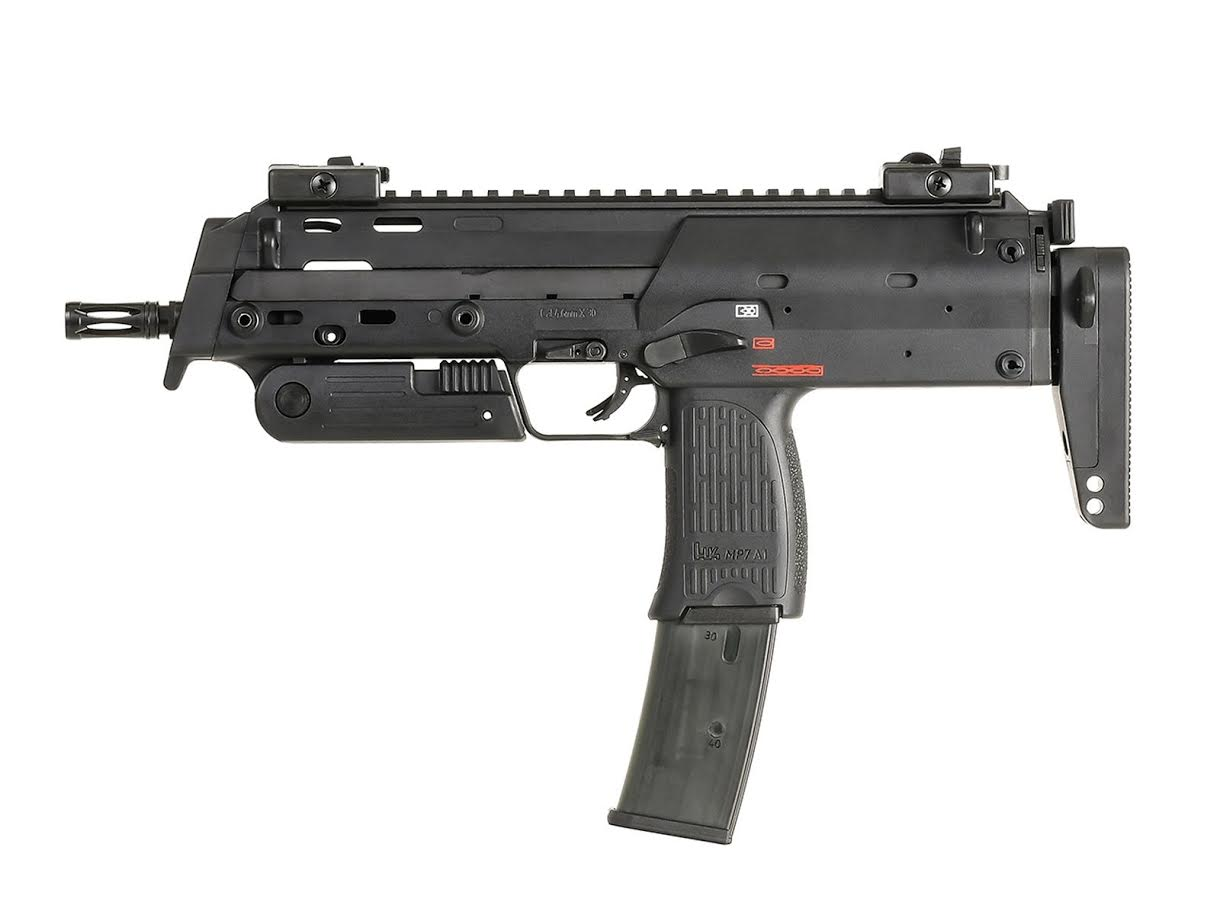 【エントリー全会員P10倍】 MP7A1 電動ガン 本体 フルサイズ VFC Umarex ライセンス品 HK H&K 1/1 新品 エアガン サバゲー 18歳以上