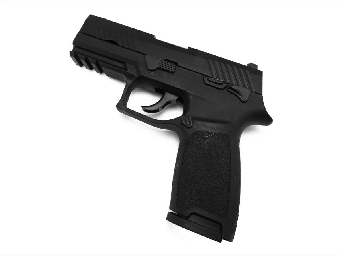 【エントリー全会員P10倍】 AEG シグ P320 M18 コンパクト SIG SAUER ガスガン エアガン タン 刻印無 18歳以上 18禁 銃
