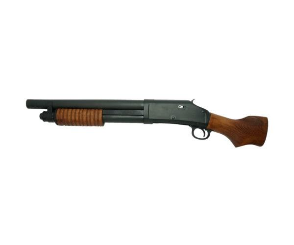 M1897 ソウドオフ ショットガン タナカ Ver2 ソードオフ 木製ストック付 ショットガン モデルガン モデルガン Ver2 使用済みショットシェル付, チクゴシ:e1ccf5b5 --- sunward.msk.ru