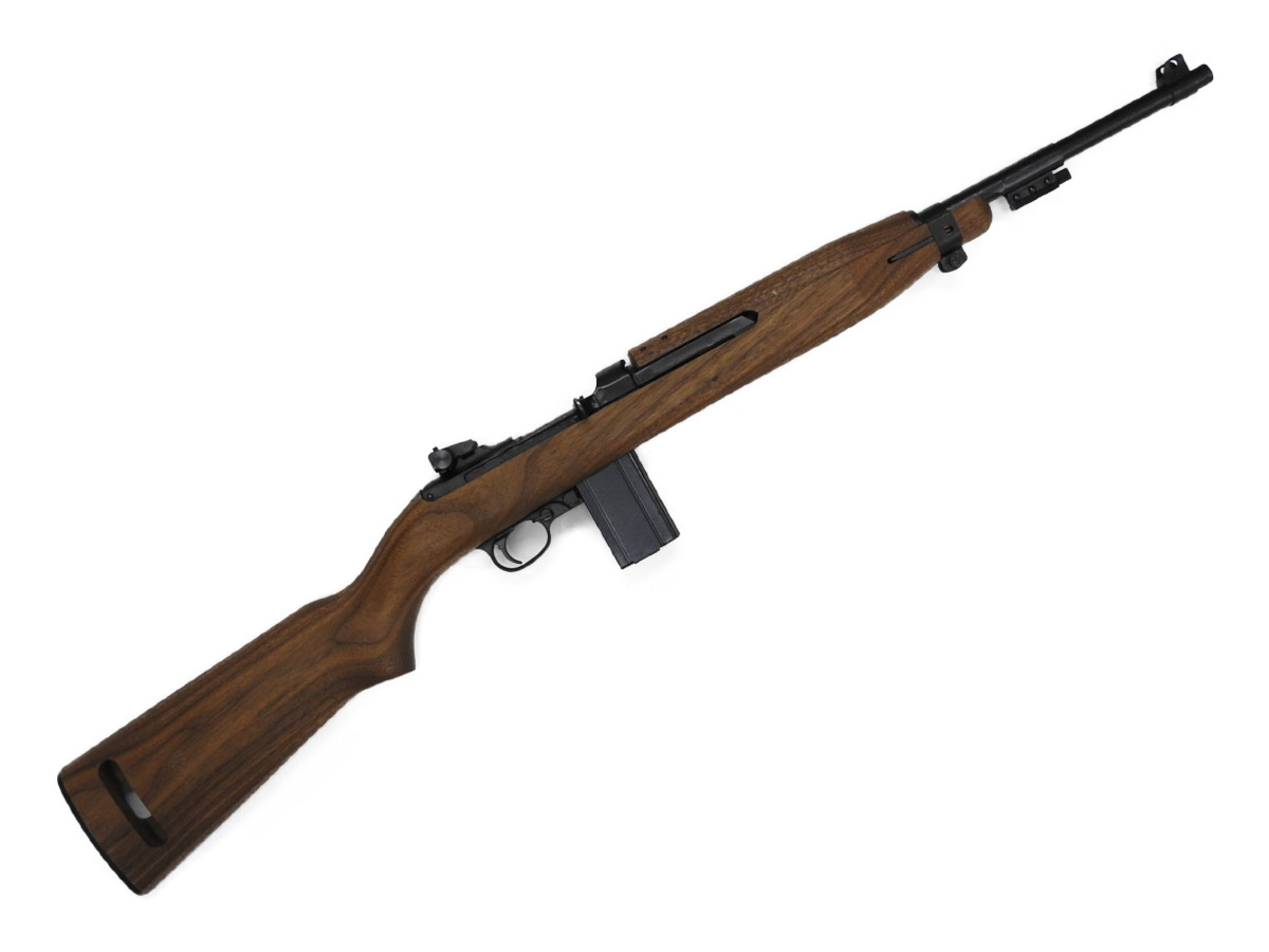 タナカ US M1カービン 発火 モデルガン 木製ストック オイラー スリング付