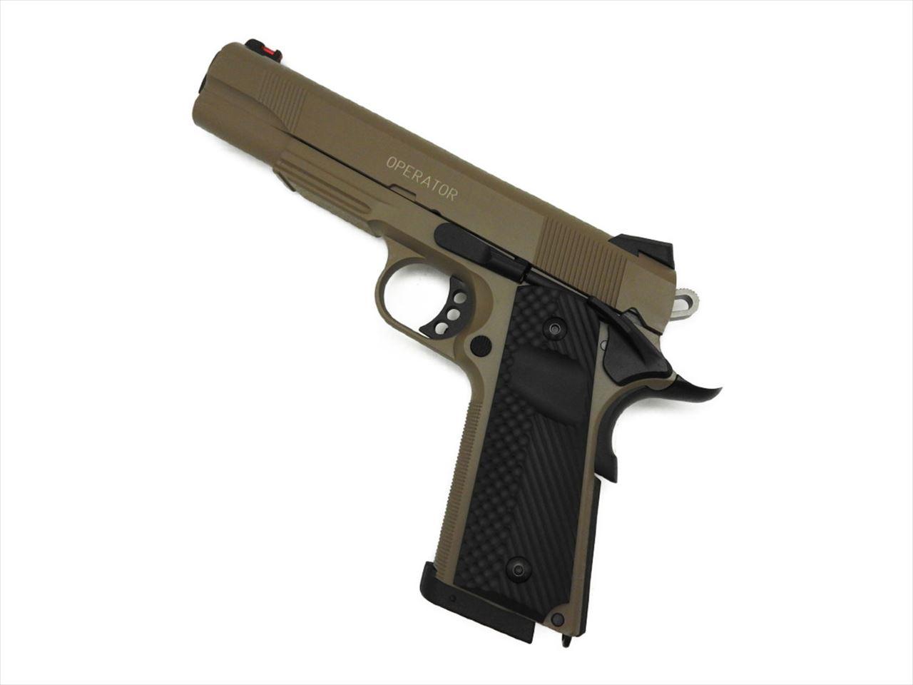 【エントリー全会員P10倍】 タニオコバ Carbon8 カーボン8 M45 DOC CO2 ガスガン ガスブローバック 銃 サバゲー 18歳以上 460322