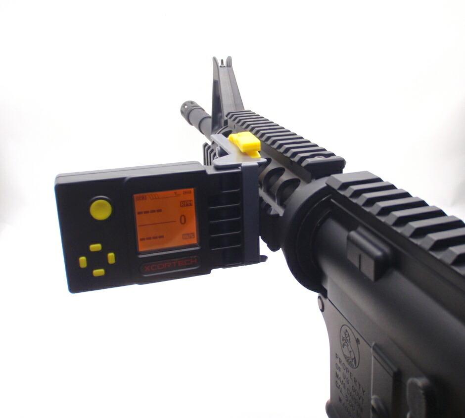 【エントリー全会員P10倍】 XCortech X3500 弾速測定器 サイクルカウンター メモリー機能搭載 ワイヤレス