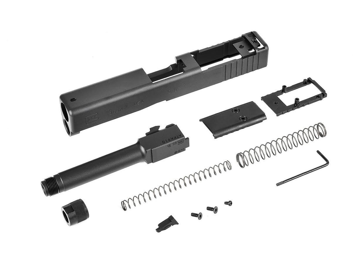 【エントリー全会員P10倍】 X-Craft MK27 Mod2 コンバージョンキット Umarex グロック19 G19 Gen4用 アルミ CNC 削出加工 ガスガン エアガン