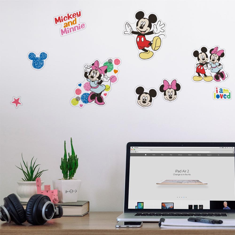 楽天市場 ディズニー ウォールステッカー 壁紙 デコレーション
