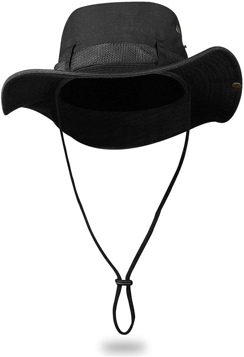 訳あり サファリハット 2WAY 訳あり品送料無料 つば広 UVカット帽子 Henvren 夏用帽子 ブーニーハット テンガロンハット