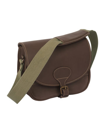 Musto Antique Leather Cartridge Bag バッグ