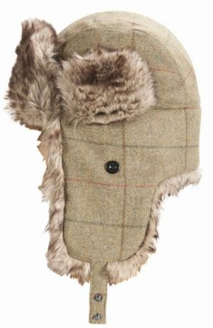 Barbour Tweed Hunter Hat バブアー ハット 送料無料