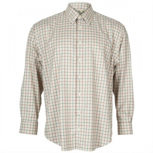 Barbour Sporting Country Tattersall Shirt Earth バブアー シャツ バーブァー チェッック MSH2541BR71 送料無料