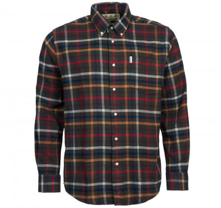 Barbour Thermo-Tech Dalby Shirt バブアー シャツ バーブァー チェック  送料無料 MSH4570