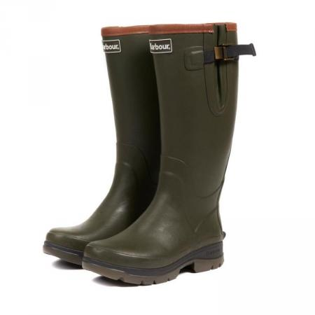 Barbour Town and Country Tempest Wellington Boot バブアー バーブァー 送料無料