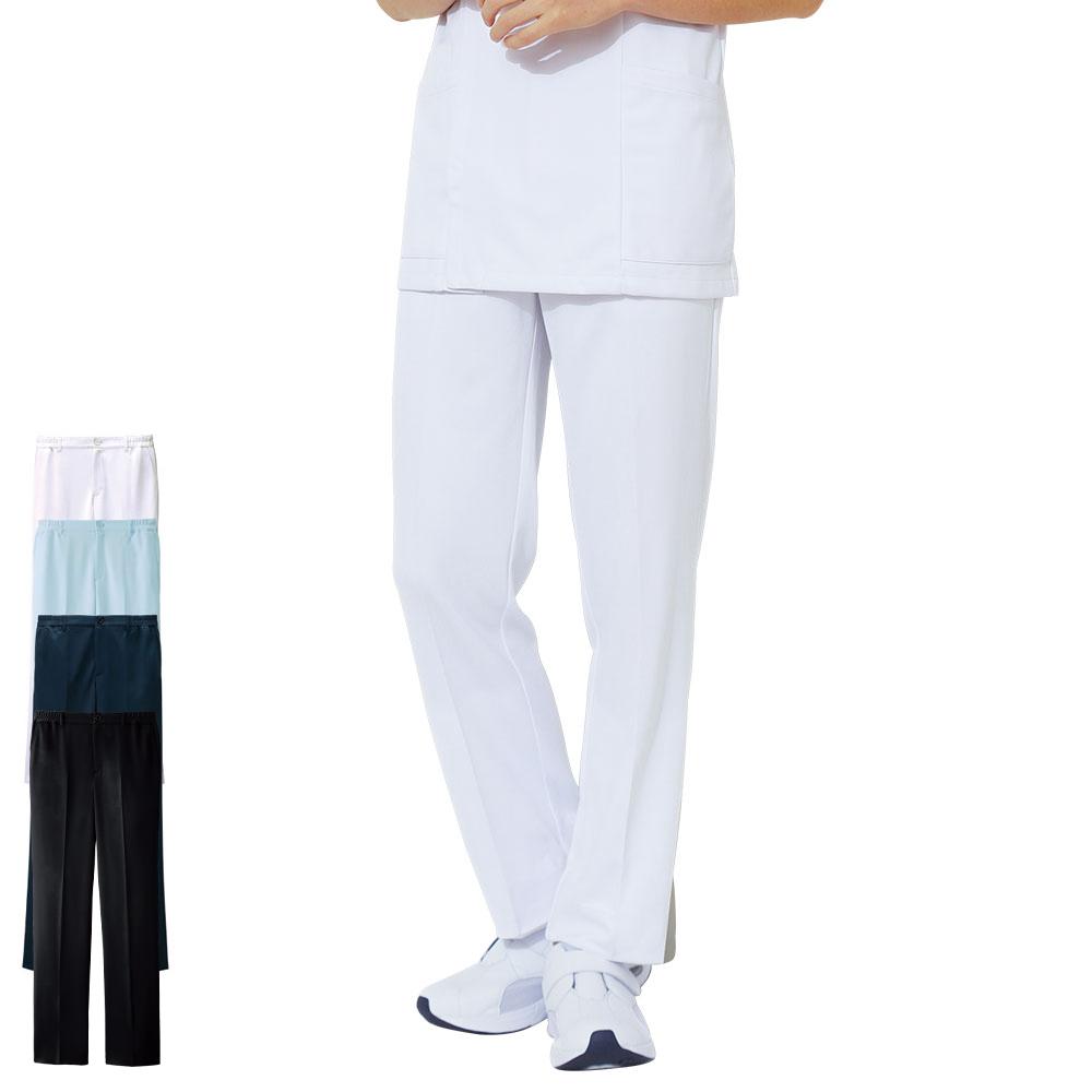 吸汗速乾付きストレッチが快適、医師、技師、整体にも最適。定番ストレートパンツ 2135 アクティブストレッチ ベーシックストレートパンツ(メンズ)【医療 医師 ナース 看護師 白衣 男性 メンズ ナースリー】