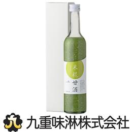 ノンアルコール甘酒 米糀甘酒 商い 抹茶入り 低廉 1本化粧箱入り