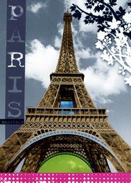 フランスより輸入のポストカード 激安価格と即納で通信販売 フランス直輸入 国内在庫 ポストカード パリ エッフェル塔