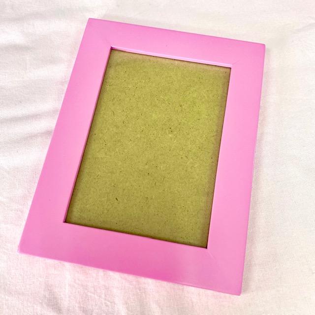 写真立て 人気急上昇 2020新作 フォトフレーム ピンク ポストカード用フレーム
