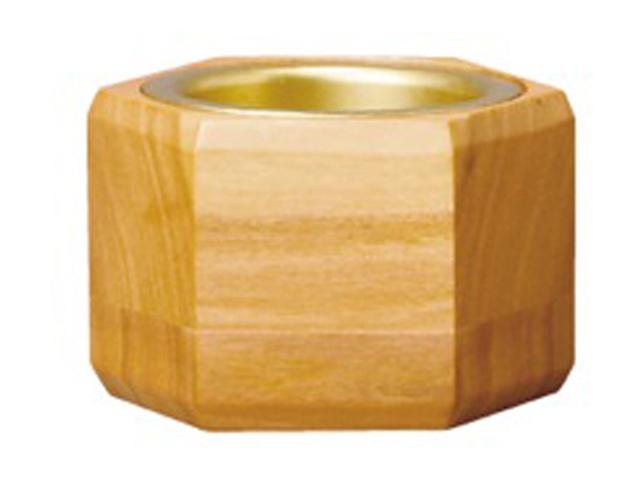 【全品ポイント10倍】木製シリーズ ルキア シリーズ 前香炉 ナチュラル色