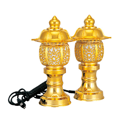 高品質の灯籠が送料無料 入手困難 照明の有無もお選びいただけます アンチ製 唐草灯籠 初回限定 ブロンズ 8.0寸