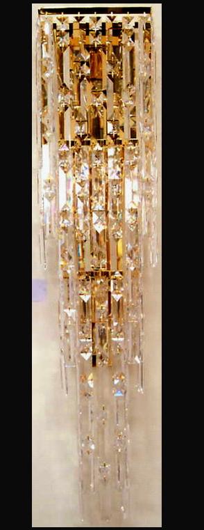 ブラケットシャンデリア  クリスタルウォールランプ6灯  ハイクラス 高級壁掛け照明LED対応 10P27May16