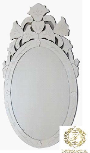 ウォールミラー  64X108 ガラス家具カリーナ2シリーズ 10P27May16