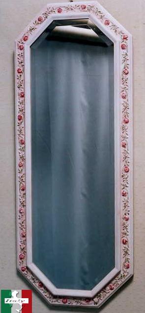 【アンティークインテリアが安い店】【イタリア製】ウォールミラー 姿見 41×101 ヴェルサイユ宮殿 10P27May16