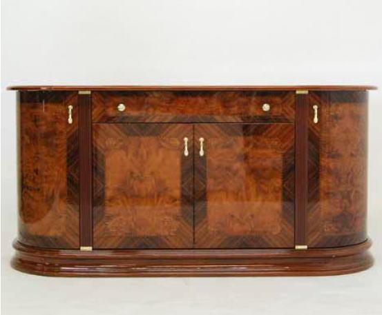 【イタリアの高級家具が安い店】【イタリア製家具】サイドボード/家具 収納 (ウォールナット) 10P27May16