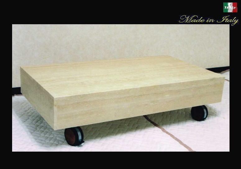 イタリア製 天然大理石のセンターテーブル 10P27May16