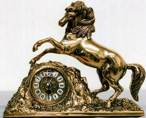 完成品 イタリア製 馬ホース イタリア製 時計 置物 馬ホース 10P27May16 10P27May16, キラリネットショップ:ba03652d --- canoncity.azurewebsites.net