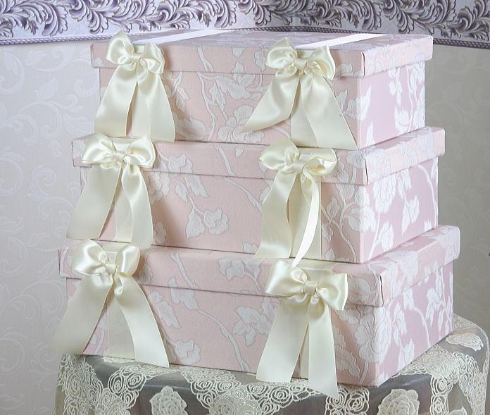 【ジェニファーテイラーhearroom-pink】ボックス3個セット 10P27May16