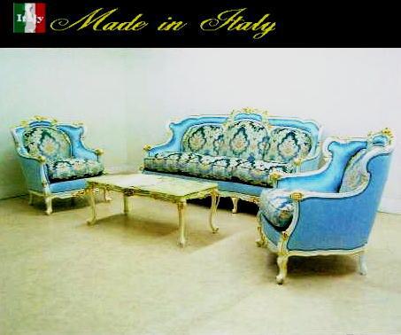 【イタリア家具が安い店】【イタリア製】リビング 4点セット コルチャゴ クラック無 10P27May16