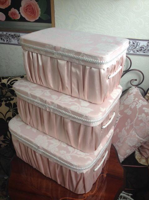 【ジェニファーテイラーhearroom-pink】ボックス3点セット 収納 10P27May16, UNIT 98151af2