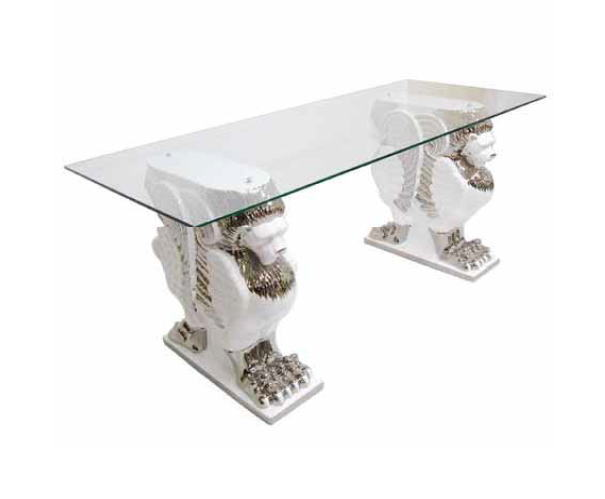 【イタリア製】イタリア高級セラミック ガラステーブル 10P27May16