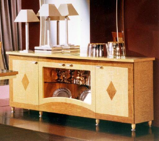【イタリア製家具】サイドボード コレクションボード ショーケース 家具 収納 10P27May16
