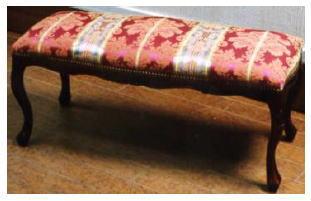 【イタリア製】ベンチソファ ロングスツール 長椅子 送料無料 10P27May16