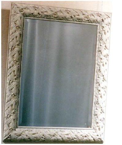 【代引不可】イタリア製壁掛けミラー ウォールミラー  68×85 10P27May16