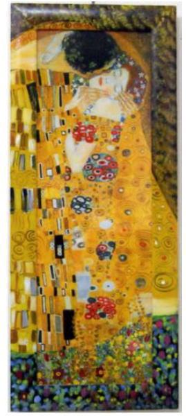 額縁 絵画 イタリア製 アートフレーム クリムト 10P27May16