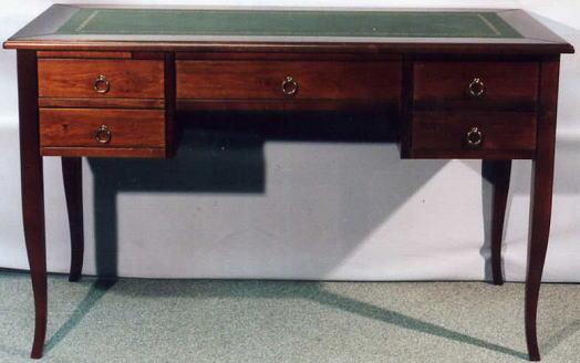 【お洒落なアンティーク家具が安い店】【イタリア製】デスク 机 テーブル 家具/収納家具 送料無料 10P27May16