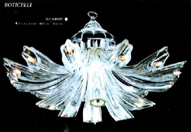 スペイン製 シャンデリア 19灯 イリスシリーズ 送料無料 10P27May16