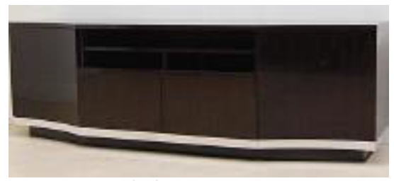 イタリア製 テレビボード tv台(ラグジュアリーモダン TORINOシリーズ) 10P27May16