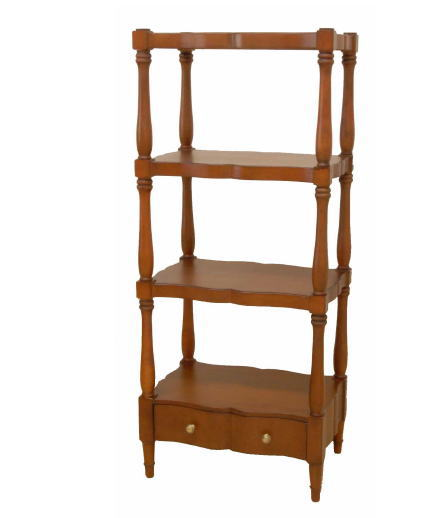 【お洒落なアンティーク家具が安い店】飾り棚 木製ラック シェルフ/ラック 花台 10P27May16