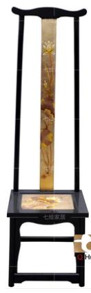 中国伝統工芸家具【受注発注商品】高級家具 金箔チェア 椅子 イス