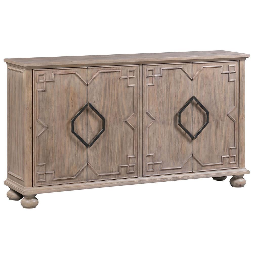 素敵なアイテム 北欧デザインのサイドボード 木製