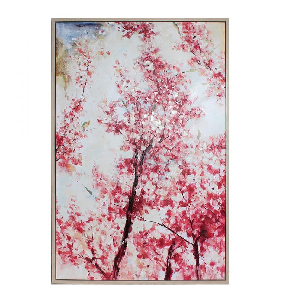 素敵なアイテム アートフレーム 桜