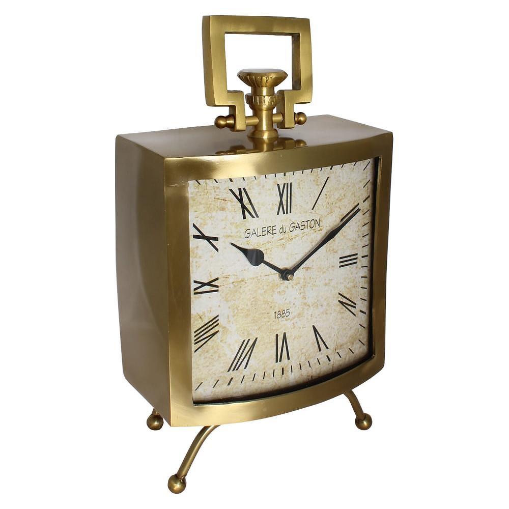大 置き時計 ゴールド 素敵なアイテム
