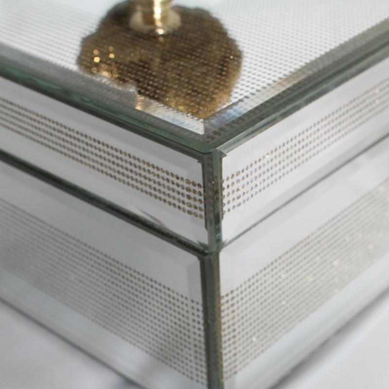 小物入れ 小物収納 ミラーボックス ジュエリーボックス 宝石箱 BOXYb6g7fy