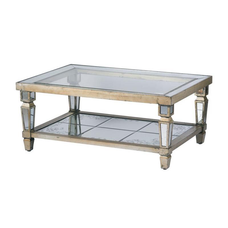 ミラーガラステーブル センターテーブル ローテーブル ディスプレイ
