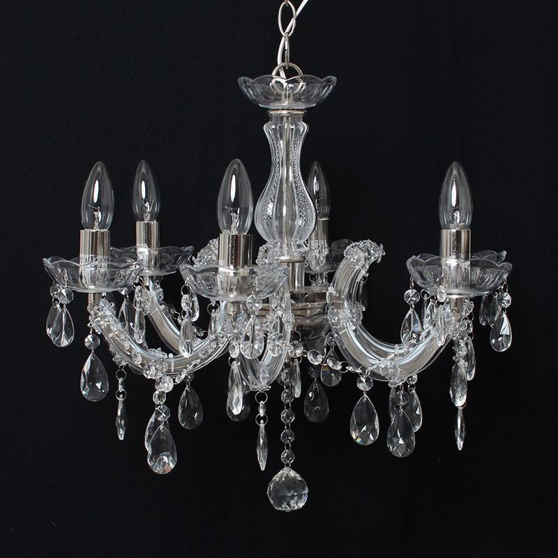 シャンデリア 6灯 ペンダントライト 照明器具 天井照明 インテリア