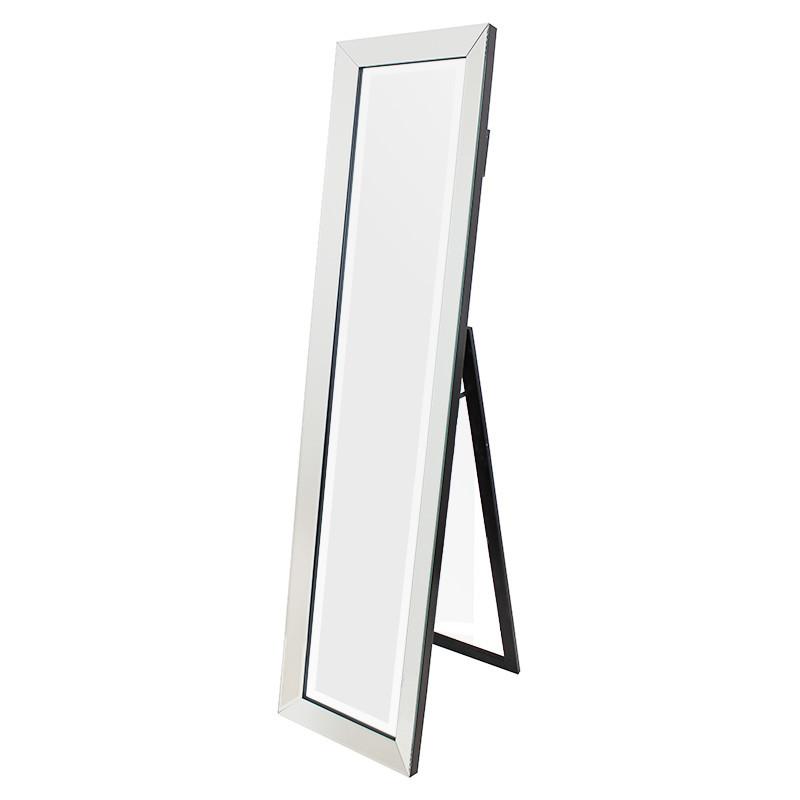 【送料無料】自立 姿見ミラー -壁掛けミラー アンティーク,シャビーシックな壁掛け鏡