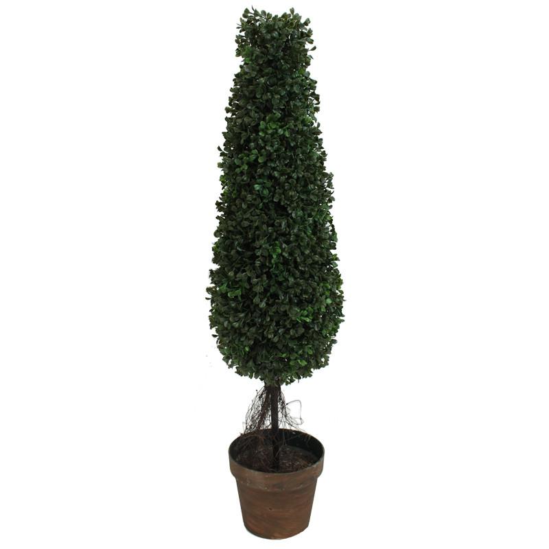 トピアリー 88cm 枯れない観葉植物 インテリアグリーン 鉢植え