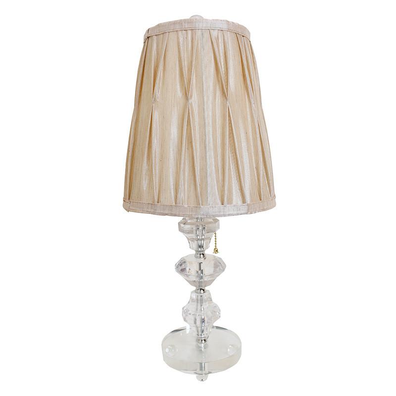 【送料無料】卓上ランプ -シェードランプ(アクリル)- 間接照明/TableLamp/インテリアライト/デスクランプ